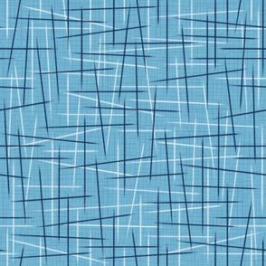 Toothpicks Aqua