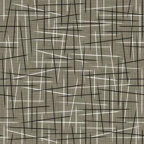 Toothpicks Dark Gray
