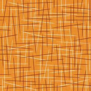Toothpicks Orange