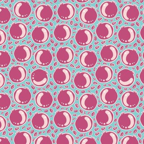 Pomegranate Avalanche