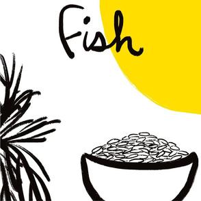 Fish & Rice