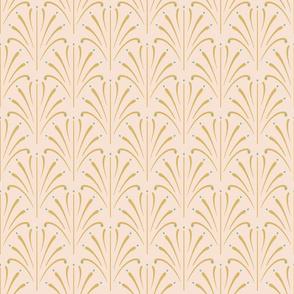 Art Nouveau Fans | Blush