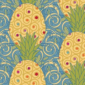 Nouveau-pineapple