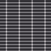 Black Onyx Plaid