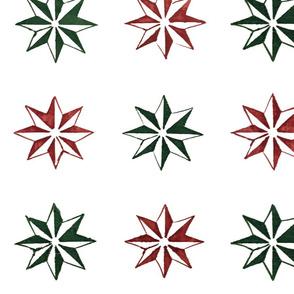 Lisbon Tiles - Stars