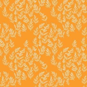 coffee leaf laurel pattern-NEW f99d1c