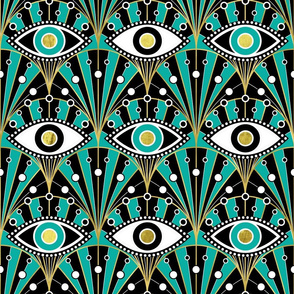 Art Noveau Eyes