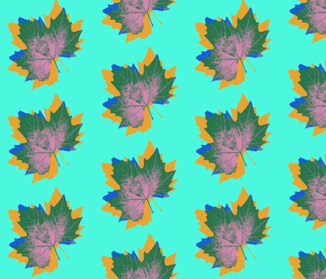 Rrrghost-maple-leaf-and-aquablue_contest305295preview