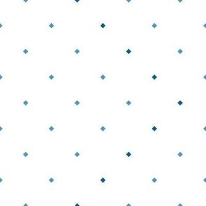 Geometric blue_132