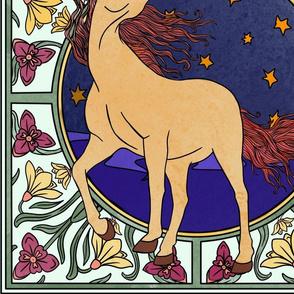 Nouveau Horse