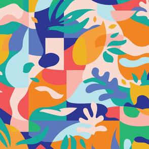 Amalfi Abstraction / Big Scale
