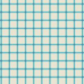 azure plaid