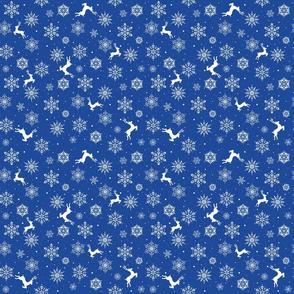 Reindeers and Snowflakes-BU2