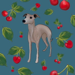 Cherry & Hound (Large)