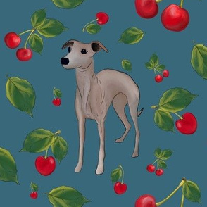 Cherry & Hound (Medium)