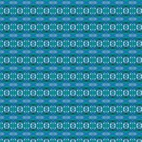 4 BACK 2 BACK Square R Torqo Blue