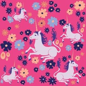 Unicorn's Garden (Pink)
