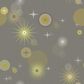 Atomic Gold Stars