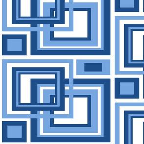 Classic Blue Square