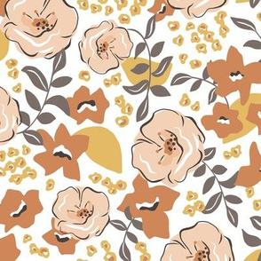 Flower Girl - Terra Cotta Summer Regular Scale