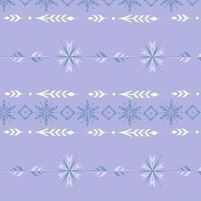 frozen 2 purple symbols