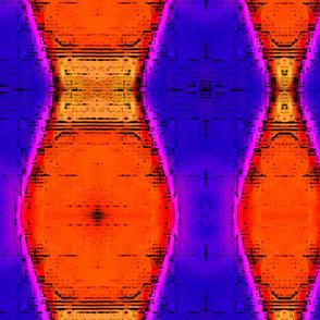 Red Orange Purple ALfAL