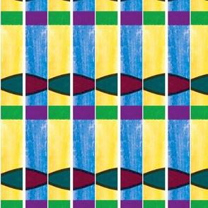 Cool Plaid Stripes