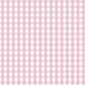 Baby Pink Gingham (Small)