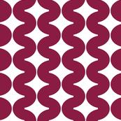 Persian Red Quatrefoil