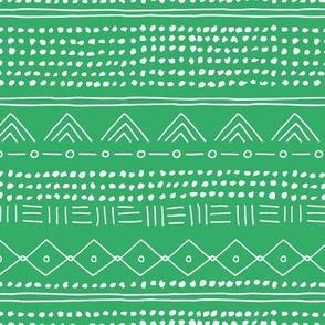 Minimal Irish mudcloth St Patrick's Day bohemian mayan abstract indian summer love aztec design apple green