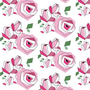 PINK floralDECONSTRUCTED GEOMETRIC 30pdf