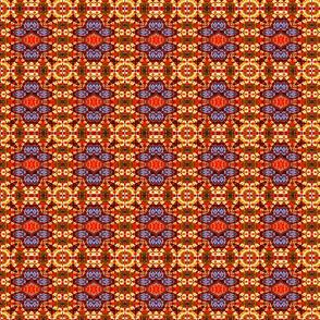 Petaled Aztec Blocks