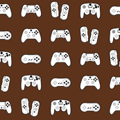 Game Controllers on Chocolate