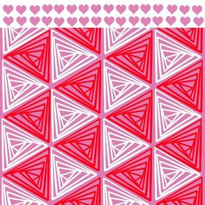 Dusty Rose Valentine's by Kimberhew