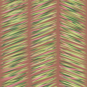 herringbone_grass_rose_green