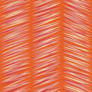 herringbone_oranger_rose