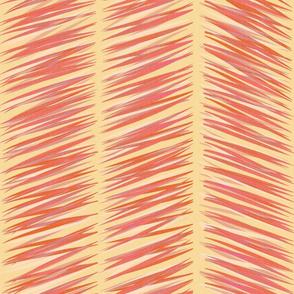 herringbone_coral_mauve