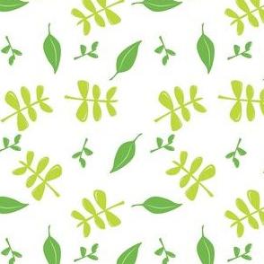 Bug Kingdom Accent Leaves
