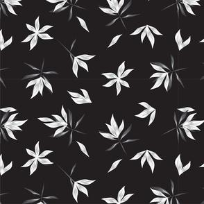 Floral print334-01