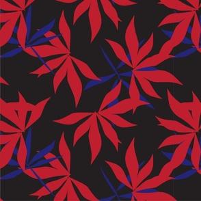 Floral print359-01