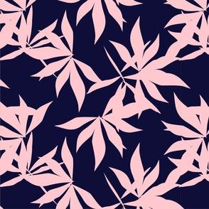 Floral print363-01