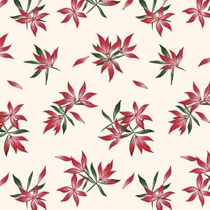 Floral print366-01