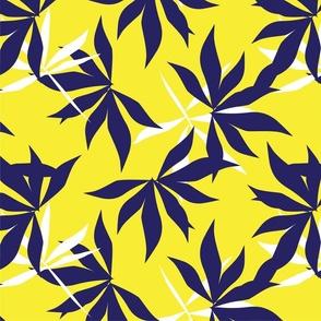Floral print361-01