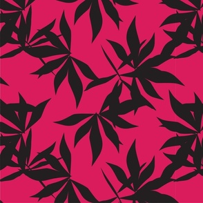 Floral print364-01