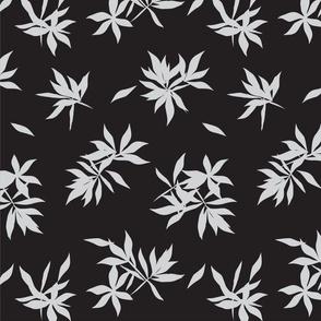 Floral print380-01