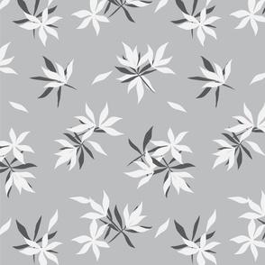 Floral print378-01