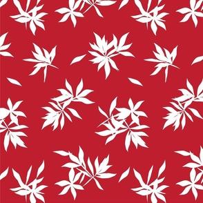 Floral print381-01
