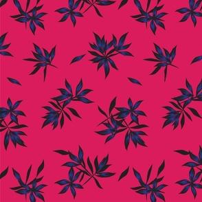 Floral print382-01