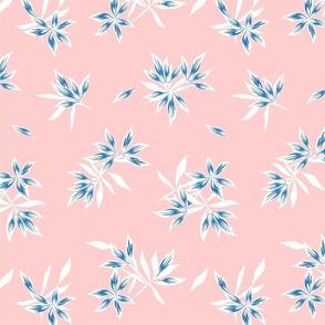 Floral print385-01