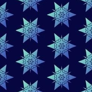 True Blue Star